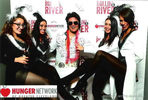 Johnny Elvis Elvis Tribute Cleveland Ohio Elvis